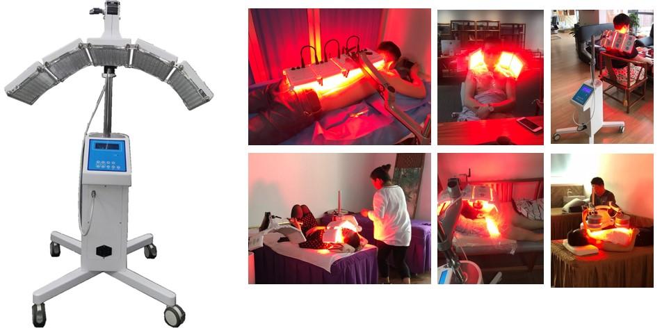 The Non Invasive 2 - TCI LED LIGHTS