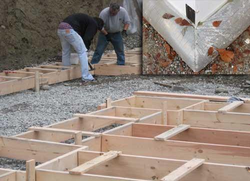 lumberVsFastfoot - Foundation