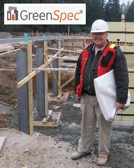 southPortGreenSpec - Foundation